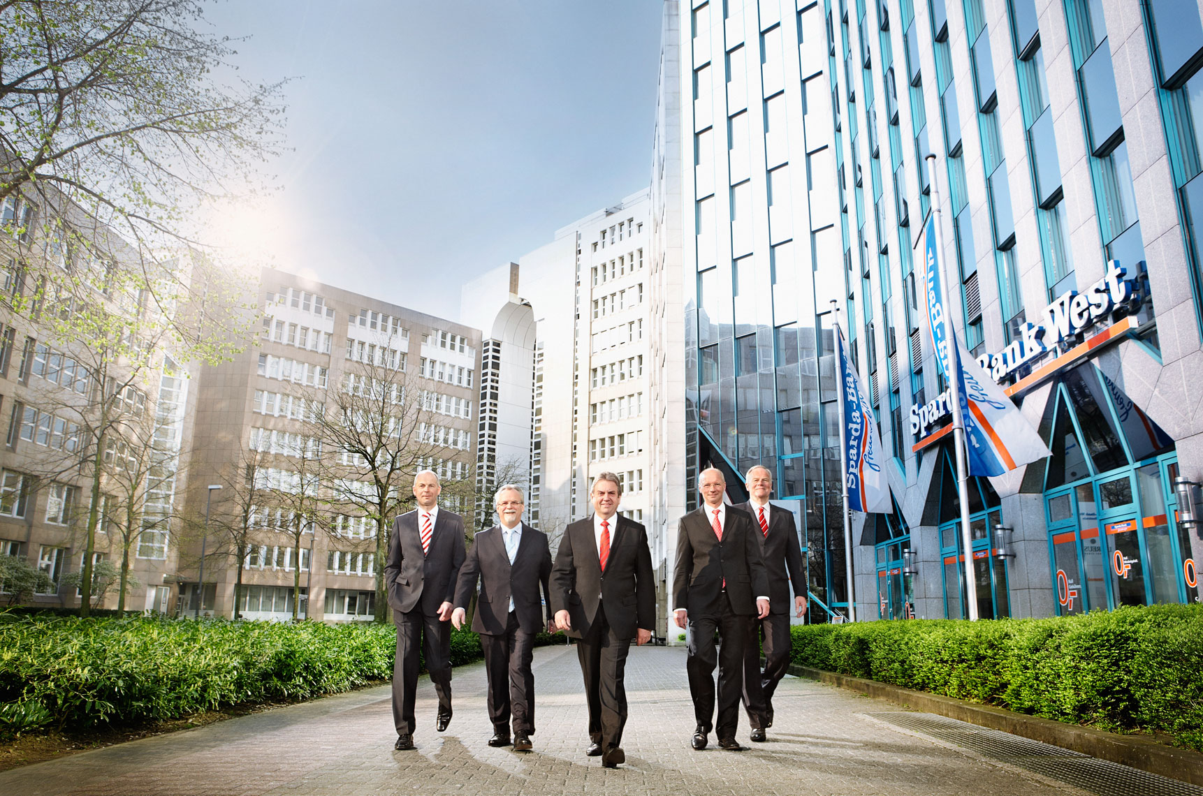 Sparda-Bank | Annual Report Portrait CEOs